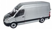 MarGe Mercedes-Benz Sprinter Silver 1:32